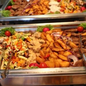 Toplo posluženje – meso u dišu