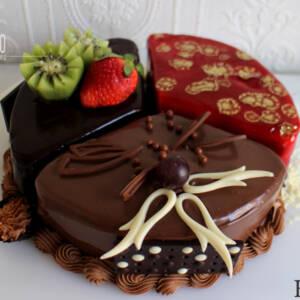 Torta iz 3 dela K714