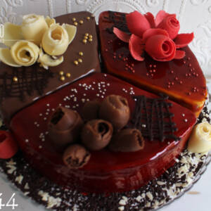 Torta iz 3 dela K744