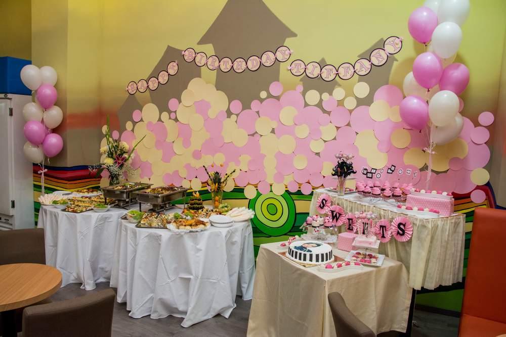 Ketering - Koktel posluženje za dečiji rođendan Beograd