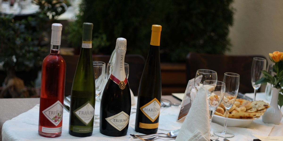 Veče uparivanja hrane i vina
