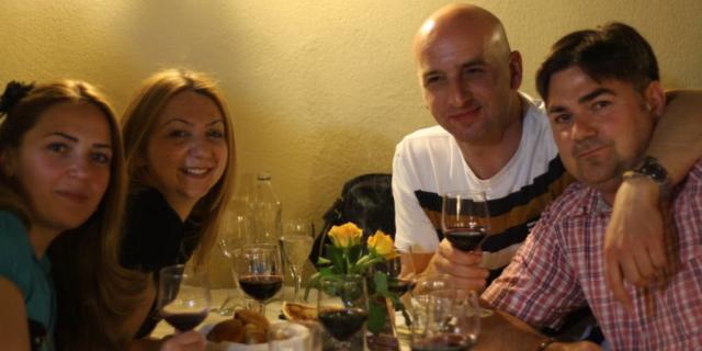 Vinsko veče u Pančevu