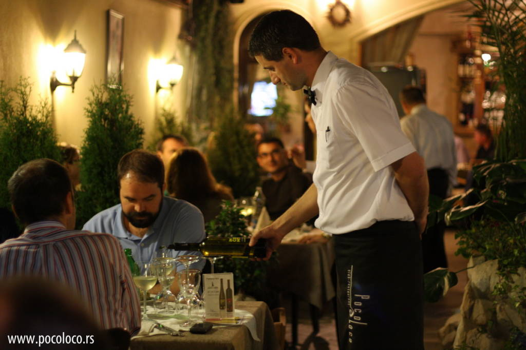 Veče hrane i vina Pančevo