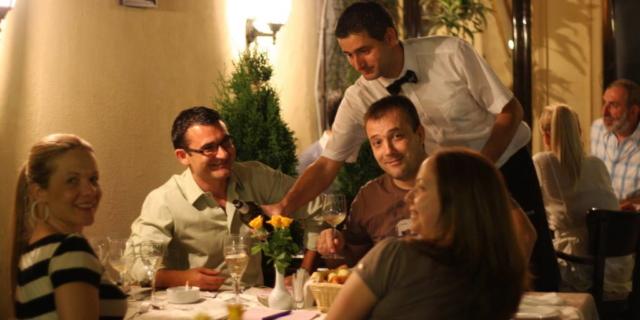 Uparivanje hrane i vina u Pančevu
