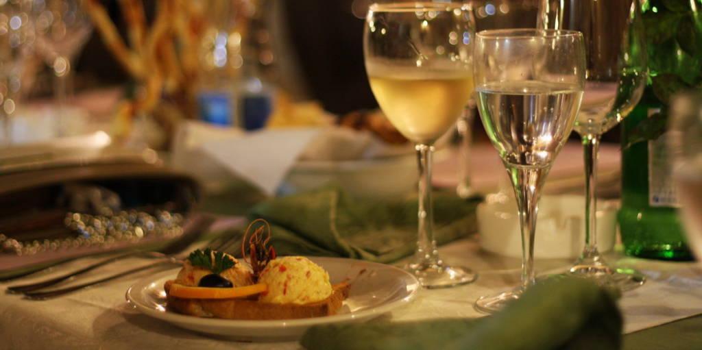Slaganje hrane i vina u restoranu Poco loco u Pančevu