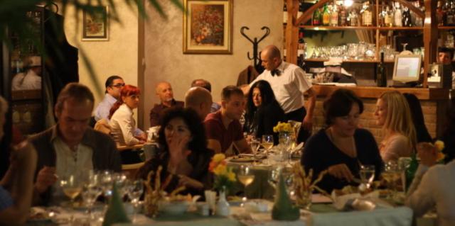 Restoran u Pančevu