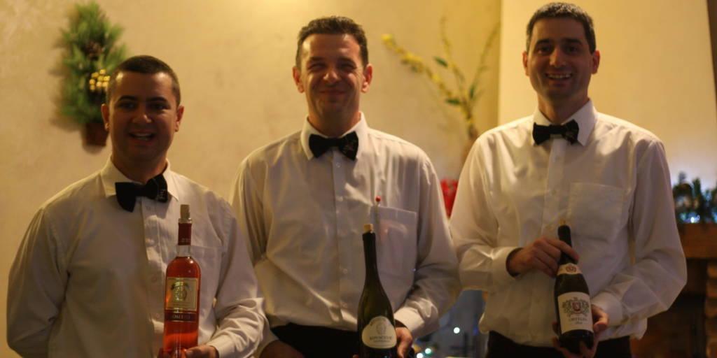Slaganje hrane i vina restoran Poco loco Pančevo