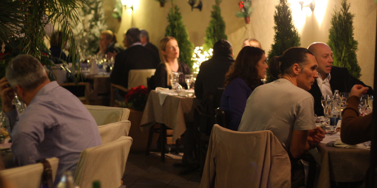 Veče uparivanja hrane i vina u restoranu Poco loco u Pančevu