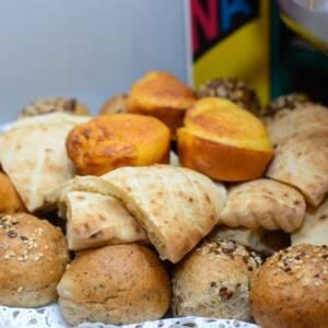 Pecivo – kiflice, projice, somuni