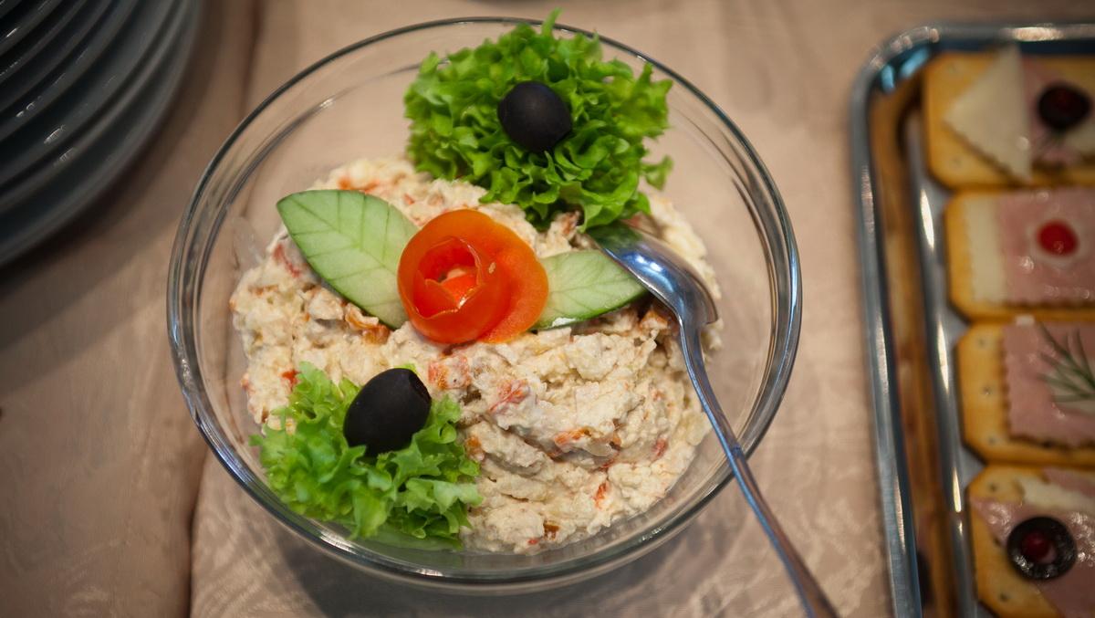 Ketering - Ruska salata