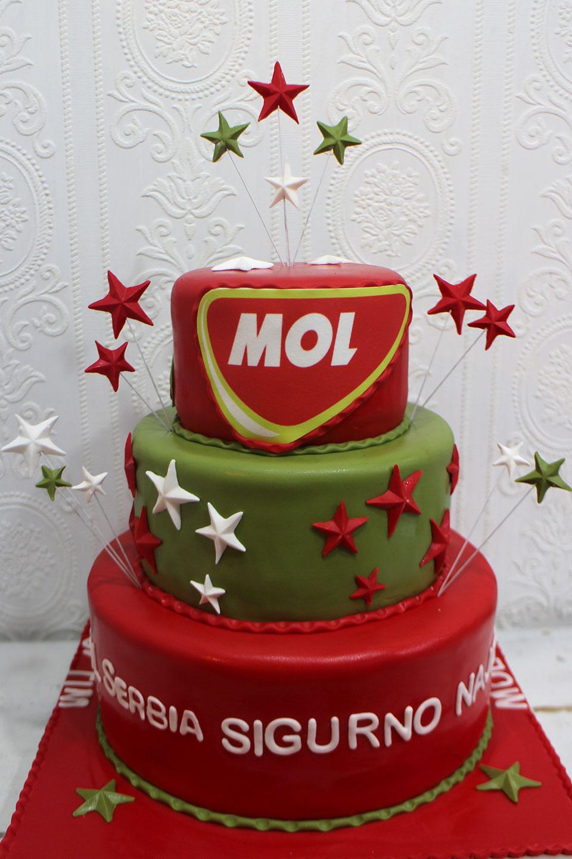 Torta za brend (firmu)