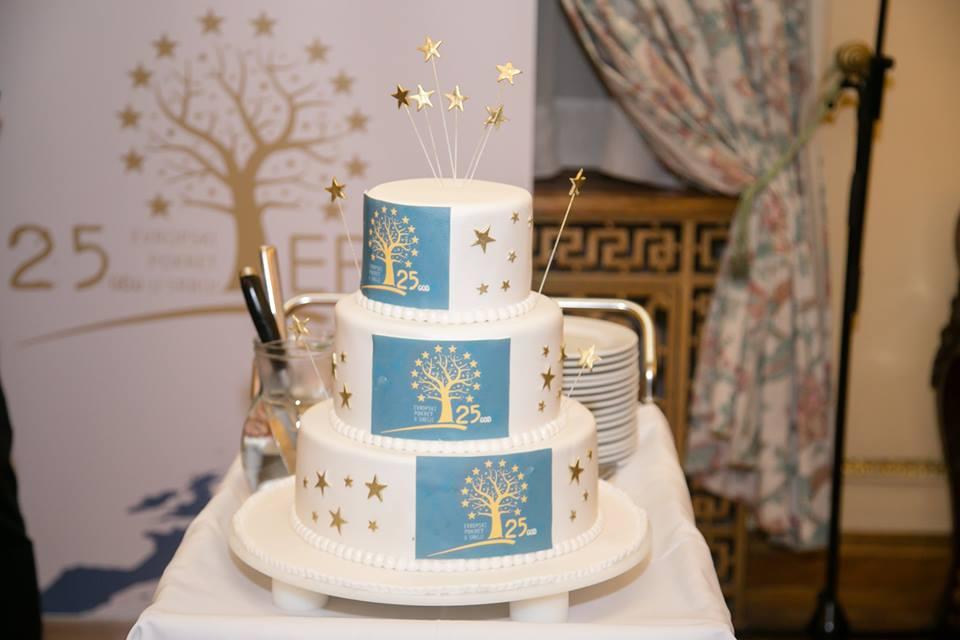 Torta za rodjendan firme