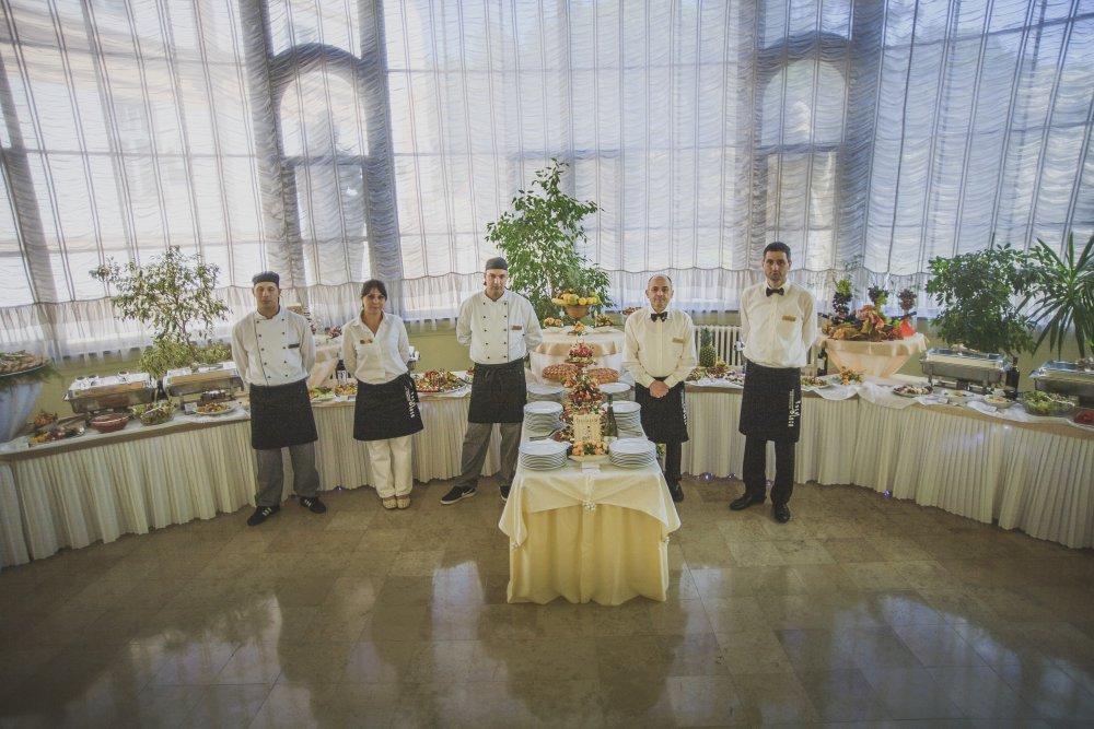 Ketering za svadbeni ručak Beograd