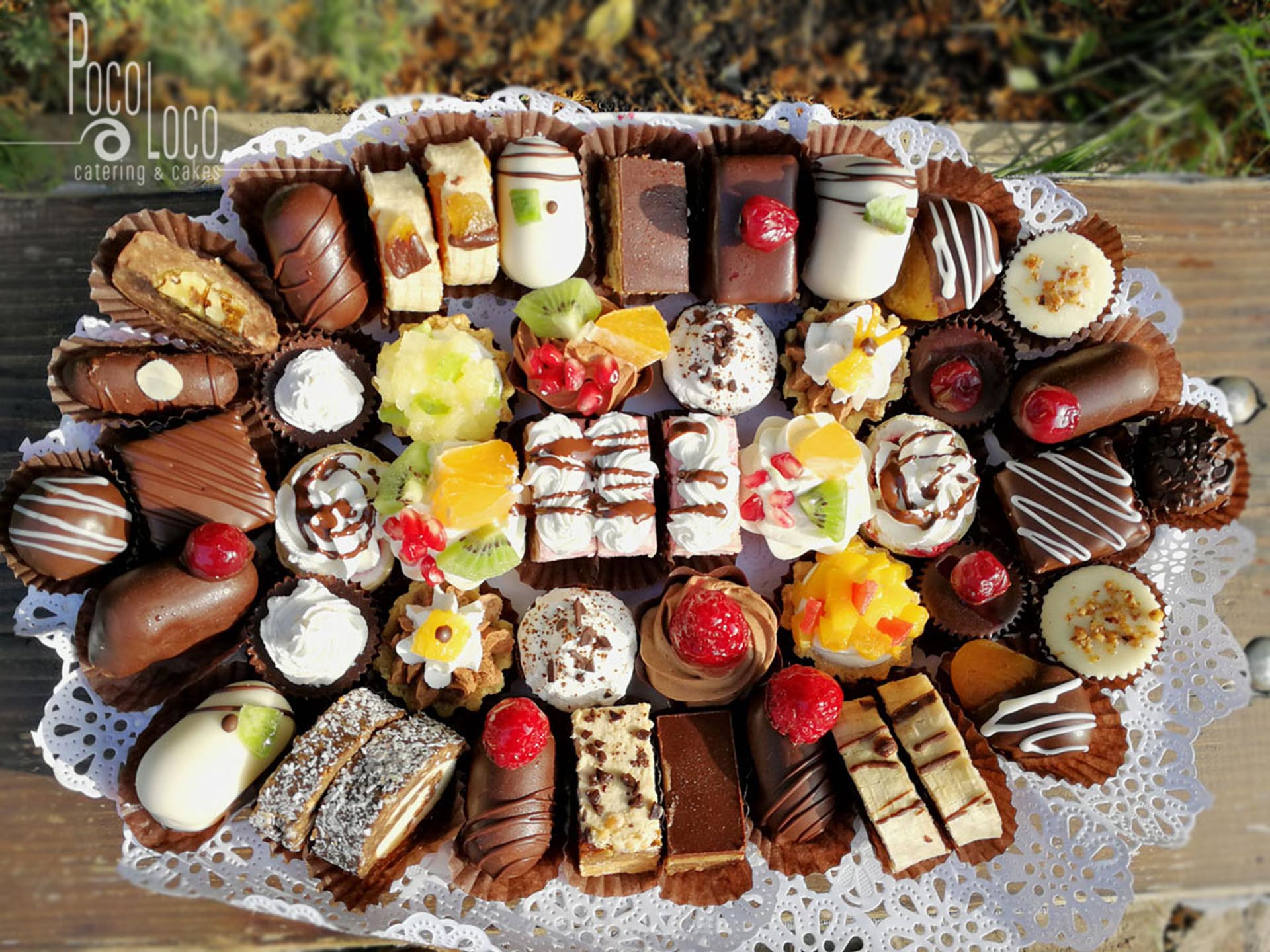 Posni sitni kolači za slavu