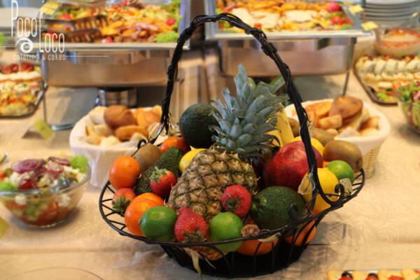 Korpa sa voćem
