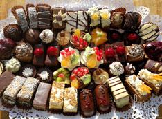 Sitni kolači - mrsni za slavu