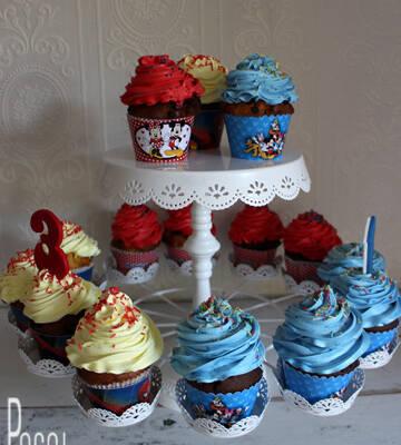 Mafini za dečiji rođendan