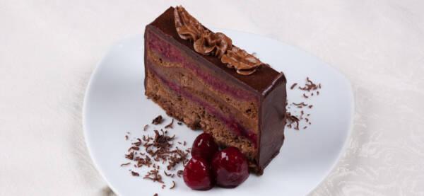 BARON torta sa čokoladom i malinama