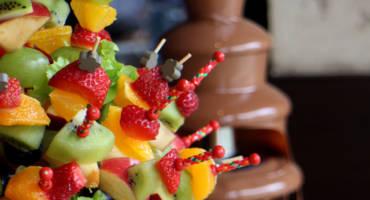 Ražnjići sa voćem