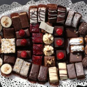 Mrsni sitni kolači po izboru