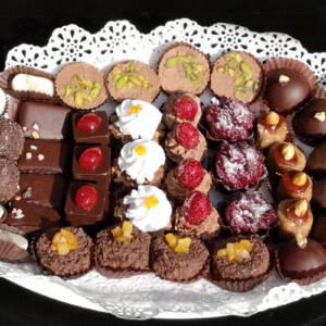 LUX posni sitni kolači
