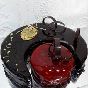 Torta polumesec K860