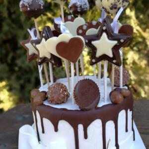 Čokoladni lolipop