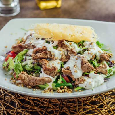 Gaučos salata